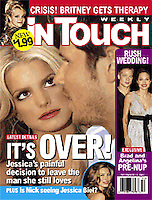 IN Touch Weekly 12/12/05  Cover Photo:  Jeffrey Snyder