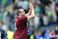 Football - Scottish Cup Semi-Final - Celtic vs. Heart of Midlothian<br /> goal scorer Craig Beattie (Hearts) at Hampden Park.