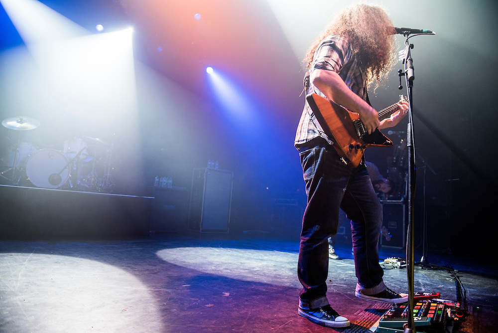 Coheed and Cambria, live at the O2 Kentish Town Forum on 2nd February 2016.
