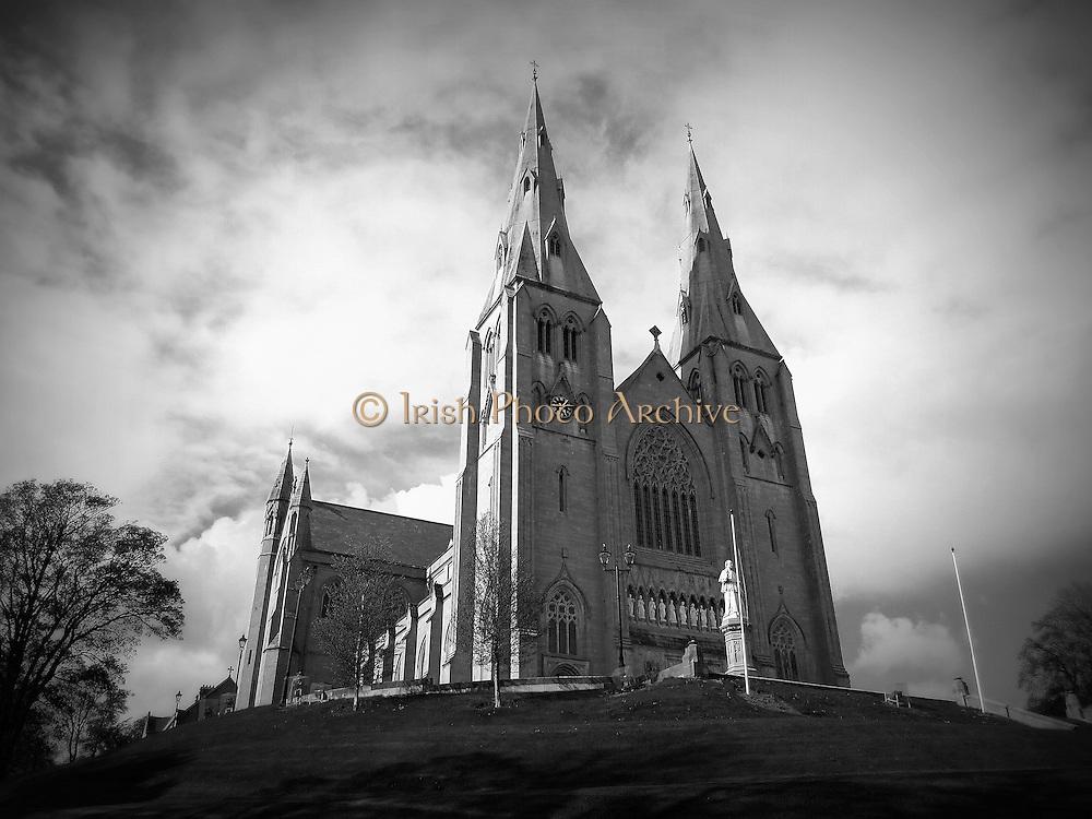 6 - St Patrickís Cathedral, Armagh City. built 1838  1873,