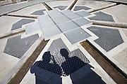 dOCUMENTA (13) in Kassel, Germany..Aschrottbrunnen (Aschrott Fountain)..Horst Hoheisel..