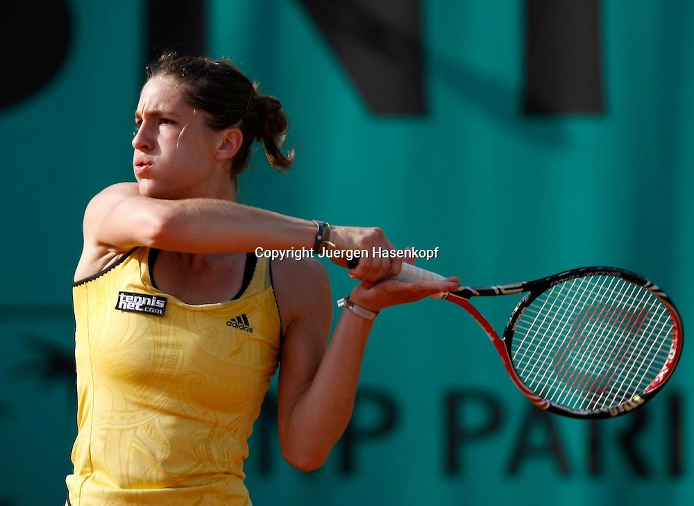 French Open 2010, Roland Garros, Paris, Frankreich,Sport, Tennis, ITF Grand Slam Tournament,  ..Andrea Petkovic (GER)..Foto: Juergen Hasenkopf..