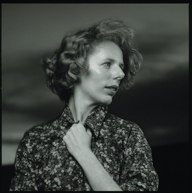 Portrait of Christina R. Giannelli,  Lighting designer and entrepreneur