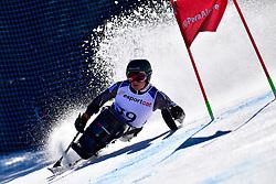 PEDERSEN Jesper, LW11, NOR, Giant Slalom at the WPAS_2019 Alpine Skiing World Cup, La Molina, Spain