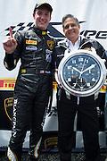 May 2-4, 2014: Laguna Seca Raceway. #14 Andrew Palmer, GMG Racing, Lamborghini of Beverly Hills