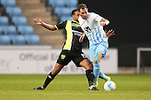 Coventry City v Bury 160816