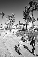 Commuters of Venice Beach