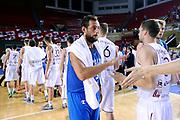 DESCRIZIONE : Tbilisi Nazionale Italia Uomini Tbilisi City Hall Cup Italia Italy Lettonia Latvia<br /> GIOCATORE : Marco Belinelli<br /> CATEGORIA : postgame<br /> SQUADRA : Italia Italy<br /> EVENTO : Tbilisi City Hall Cup<br /> GARA : Italia Lettonia Italy Latvia<br /> DATA : 14/08/2015<br /> SPORT : Pallacanestro<br /> AUTORE : Agenzia Ciamillo-Castoria/Max.Ceretti<br /> Galleria : FIP Nazionali 2015<br /> Fotonotizia : Tbilisi Nazionale Italia Uomini Tbilisi City Hall Cup Italia Italy Lettonia Latvia
