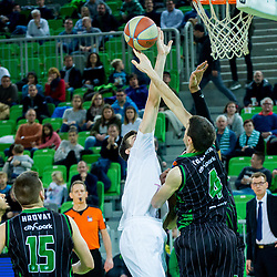 20180105: SLO, Basketball - Aba League, Petrol Olimpija vs Mega Bemax