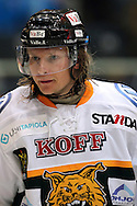 15.9.2012, Ritari Areena, H?meenlinna..J??kiekon SM-liiga 2012-13. HPK - Ilves..Antti Kangasniemi - Ilves
