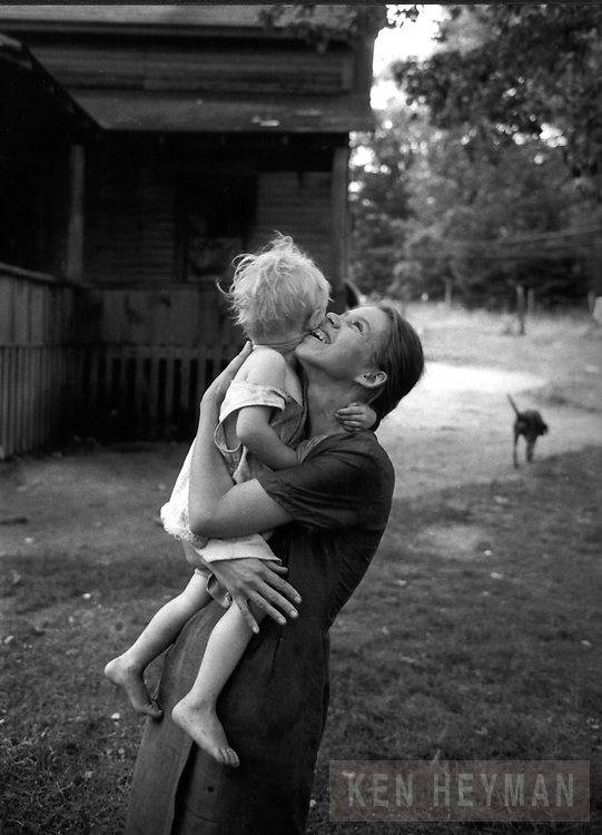 In Appalachia, there's little but a mother's love.