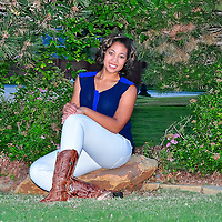 Anna Chambliss - Senior Portraits