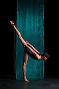Dancer Mitchell Powell.