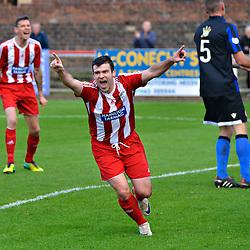 Hurlford United v Stirling Albion   Scottish Cup   1 November 2014