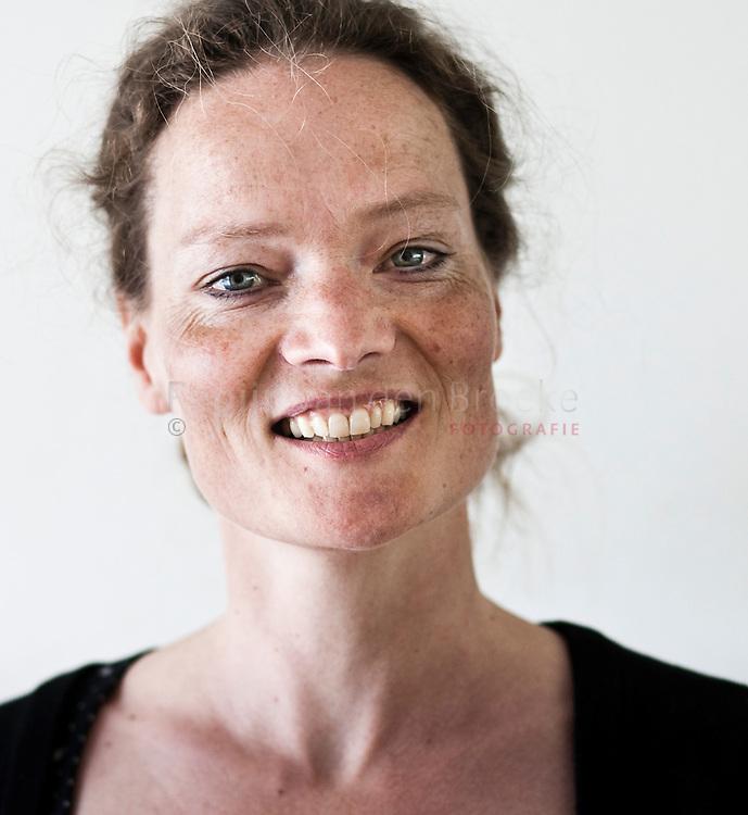 Els van den Berg is voorzitter van het Muziektheater GOOV, dat is genomineerd voor de provinciale cultuurprijs. foto: Pepijn van den Broeke.