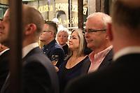 The Nordoff Robbins Berry Bros & Rudd Wine Dinner, Monday 6th March, 2018. Photo John Marshall/JM Enternational.