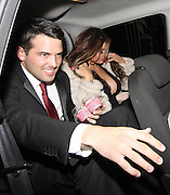 10.MARCH.2013. ESSEX<br /> <br /> JESSICA WRIGHT AND RICKY RAYMENT SEEN LEAVING BAR BLANCO IN ESSEX. <br /> <br /> BYLINE: EDBIMAGEARCHIVE.CO.UK<br /> <br /> *THIS IMAGE IS STRICTLY FOR UK NEWSPAPERS AND MAGAZINES ONLY*<br /> *FOR WORLD WIDE SALES AND WEB USE PLEASE CONTACT EDBIMAGEARCHIVE - 0208 954 5968*