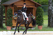 Selen Ebra Efe - Winner<br /> FEI European Championships Dressage Juniors and Young Riders 2012<br /> © DigiShots