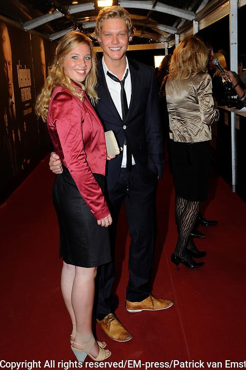 Galapremiere van De Heineken Ontvoering in de Amsterdamse RAI theater.<br /> <br /> Op de foto:  Ferry Doedens