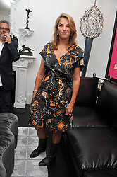 TRACEY EMIN at the after party for the press night of 'As I Like It' held at the home of Amanda Eliasch, 24 Cheyne Walk, London on 5th July 2011.