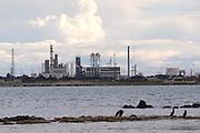 Foto di Donato Fasano Photoagency, nella foto : Brindisi , Centrale termoelettrica a Carbone di Cerano