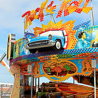 Rock and Roll ride, Surfside Pier, Morey's Piers, Wildwood, New Jersey, USA