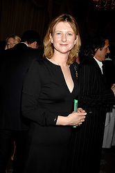 FRANCES OSBORNE at a party to celebrate the publication of Top Tips For Girls by Kate Reardon held at Claridge's, Brook Street, London on 28th January 2008.<br />