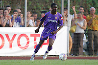 Fotball<br /> Italia<br /> Foto: Inside/Digitalsport<br /> NORWAY ONLY<br /> <br /> Papa Waigo N'Daye Fiorentina<br /> <br /> 26.07.2008<br /> Fiorentina v Figline Friendly Match