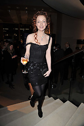 OLIVIA GRANT at the BAFTA Nominees party 2011 held at Asprey, 167 New Bond Street, London on 12th February 2011.