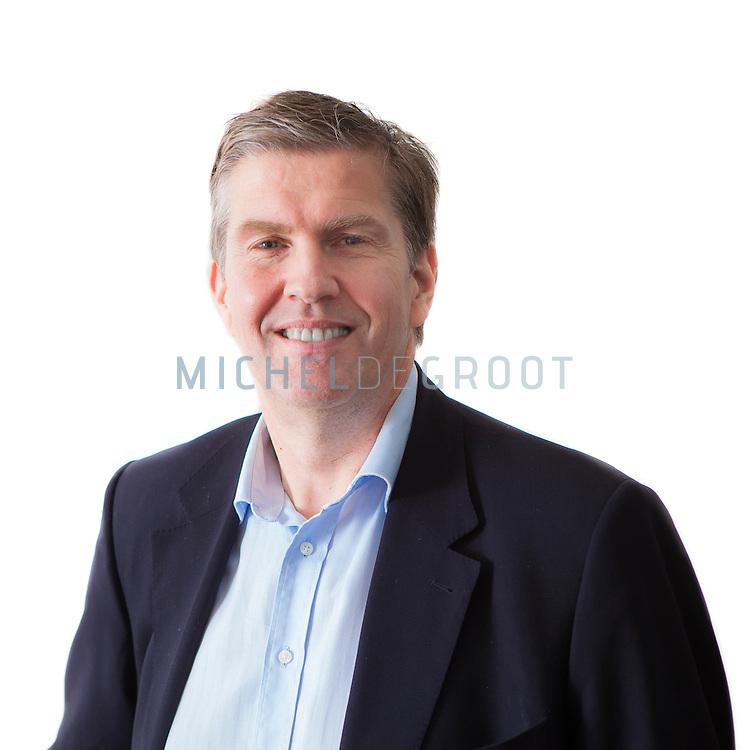 Eric Zwijnenburg, directeur van Woonbron in Dordrecht
