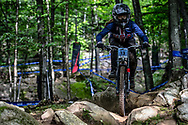 SCOTT Jordan (USA) at the Mountain Bike World Championships in Mont-Sainte-Anne, Canada.
