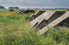 Kazematten, Spaarndam West, Haarlem, Noord Holland, Netherlands