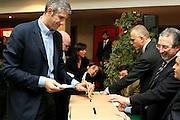 Montesilvano, 19 marzo 2005<br /> XL Assemblea Generale Montesilvano 2005<br /> Foto Ciamillo<br /> ario costa