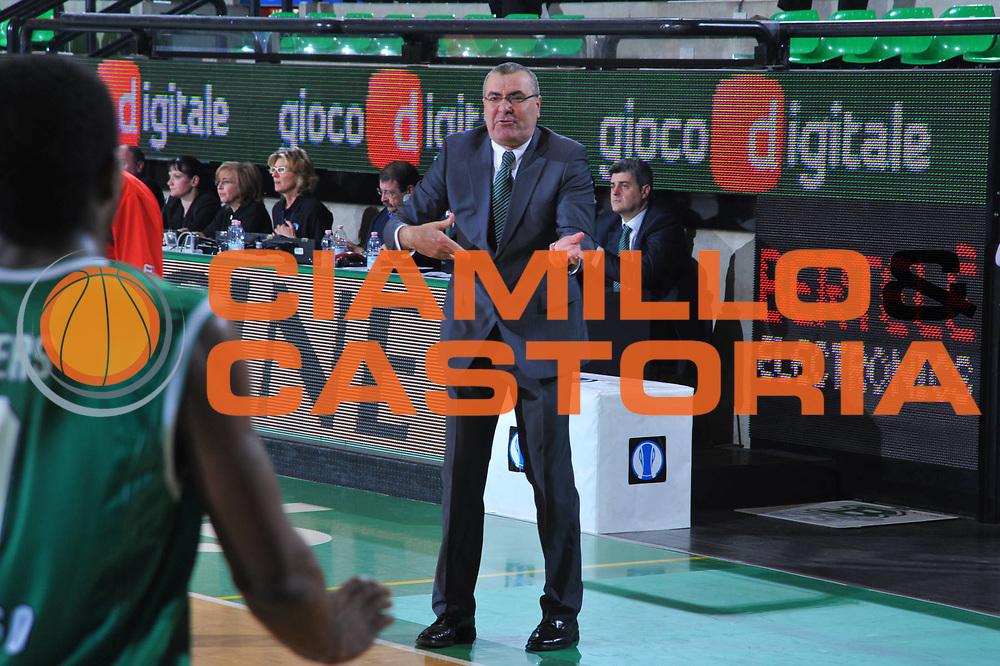 DESCRIZIONE : Treviso Eurocup 2009-10 Last 16 Benetton Gioco Digitale Brose Basket<br /> GIOCATORE : Jasmin Repesa Coach<br /> SQUADRA : Benetton Gioco Digitale<br /> EVENTO : Eurocup 2009 - 2010<br /> GARA : Benetton Gioco Digitale Brose Basket<br /> DATA : 09/03/2010<br /> CATEGORIA : Ritratto<br /> SPORT : Pallacanestro<br /> AUTORE : Agenzia Ciamillo-Castoria/M.Gregolin<br /> Galleria : Eurocup 2009<br /> Fotonotizia : Treviso Eurocup 2009-10 Last 16 Benetton Gioco Digitale Brose Basket<br /> Predefinita :