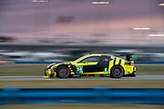 January 24-27, 2019. IMSA Weathertech Series ROLEX Daytona 24. #14 AIM Vasser Sullivan Lexus RC F GT3, GTD: Richard Heistand, Jack Hawksworth, Austin Cindric, Nick Cassidy