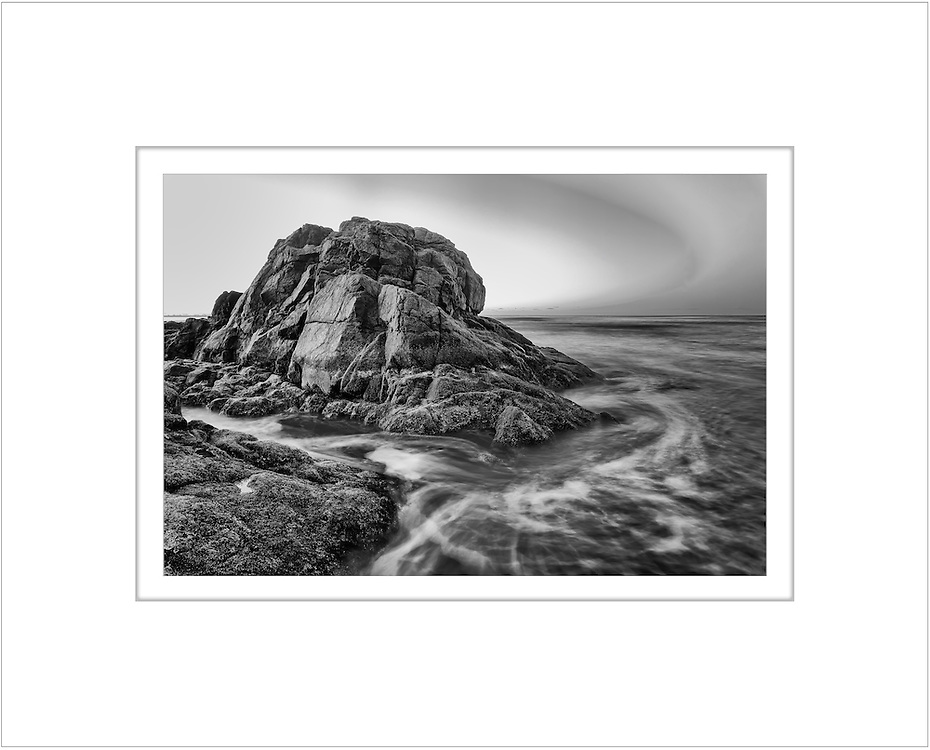Wintercoast - a project on the Oregon Washington coast in winter , when the crowds have left and nature is at its most raw. Black and white photographs printed on gelatin silver paper.