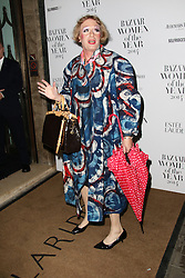 © Licensed to London News Pictures. 04/11/2014, UK. Grayson Perry, Harper's Bazaar Women of the Year Awards, Claridge's, London UK, 04 November 2014. Photo credit : Richard Goldschmidt/Piqtured/LNP