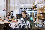 Milan, Talent Garden coworking company. Alberto Toni, Business Development Manager, deliveroo