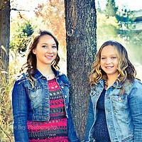 Kayla and Mara