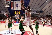 Biligha Paul Stephan<br /> Umana Reyer Venezia vs Banvit<br /> FIBA Basketball Champions League 2017/2018<br /> Venezia,  10/10/2017<br /> Foto Ciamillo-Castoria/A. Gilardi
