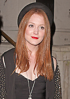 LONDON - March 14: Olivia Hallinan at the Patrick Hellman - Store Launch Party (Photo by Brett D. Cove)