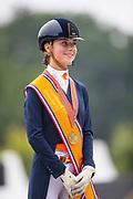 Daphne van Peperstraten - Greenpoint's Cupido<br /> Nederlands Kampioenschap 2017<br /> © DigiShots