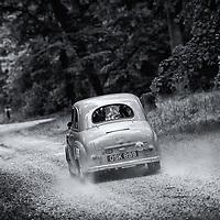 Car 10 Roy Parmenter / Philip Thompsett