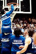 Europei Francia 1983 - Nantes: galleani sandro, team italia