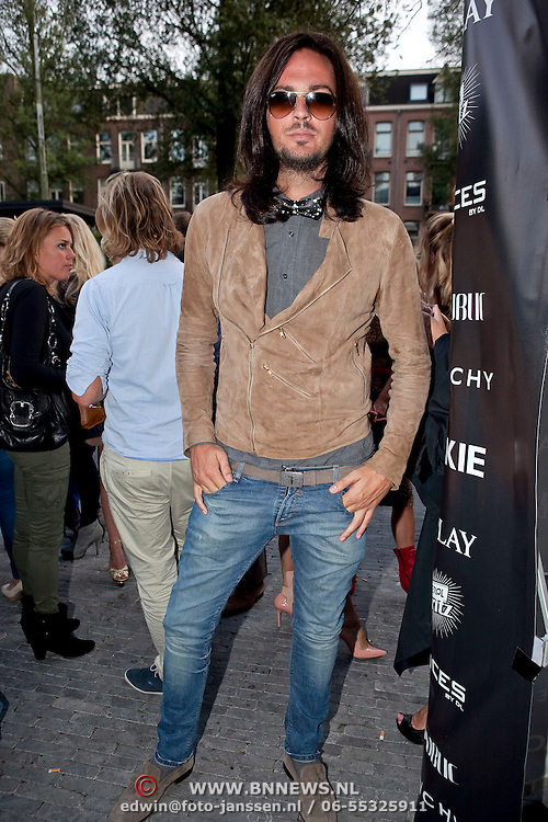 NLD/Amsterdam/20110825 - Uitreiking Jackie's Best Dressed List 2011, Thijs WIllekes