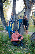 Kids love to climb trees so this was a great spot to hang out for pictures of grandchildren.