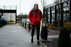 Eartha Cumings of Bristol City arrives at Stoke Gifford Stadium prior to kick off - Mandatory by-line: Ryan Hiscott/JMP - 08/12/2019 - FOOTBALL - Stoke Gifford Stadium - Bristol, England - Bristol City Women v Birmingham City Women - Barclays FA Women's Super League