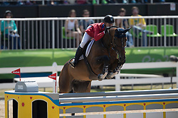 Ward McLain, USA, HH Azur<br /> Olympic Games Rio 2016<br /> © Hippo Foto - Dirk Caremans<br /> 19/08/16