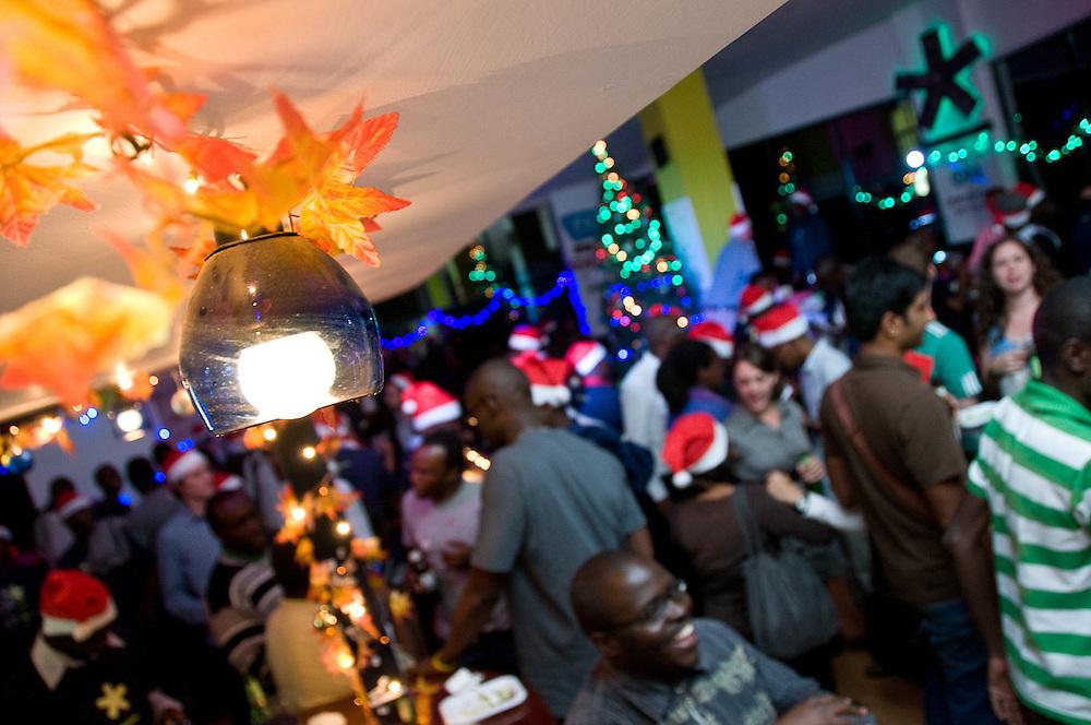 iHub Members' Christmas Party, Nairobi, Kenya.