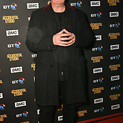 Rowland Rivron Arrivers at Premiere of documentary about the British film production company, Handmade Films, created by George Harrison of the Beatles on 27 March 2019, London, UK.